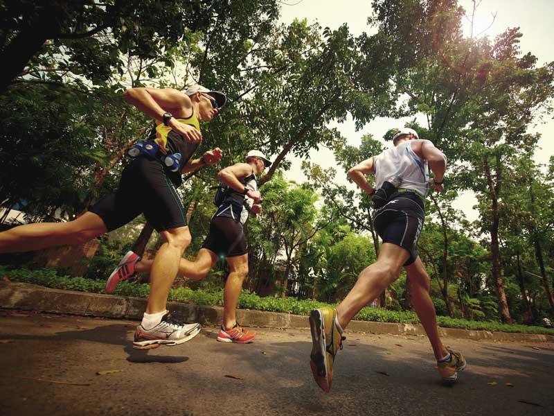 Nichada-Thani-jogging-track